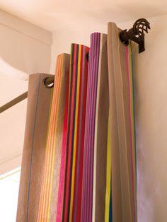 Plus de 1000 id es propos de recherche rideaux sur pinterest rideaux en l - Transat tissage de luz ...