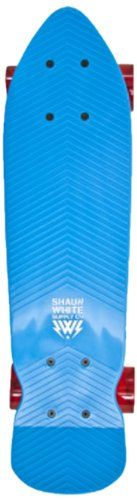 Special Offers - Shaun White Supply Co. Composite Complete Skateboard Composite Deck  Blue - In stock & Free Shipping. You can save more money! Check It (April 01 2016 at 10:13PM) >> http://kidsscooterusa.net/shaun-white-supply-co-composite-complete-skateboard-composite-deck-blue/