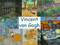 Leuke en informatieve powerpoint over Vi. Vincent Van Gogh, Artist Van Gogh, Artist Art, Art Van, Fantasy Kunst, Elements Of Art, Art Plastique, Teaching Art, Famous Artists