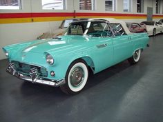 1955 Ford Thunderbird- perfect for me!