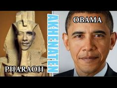 SHOCKING! Obama Hints He Is Clone of Pharaoh Akhenaten 666 (WATCH THIS U...