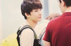 Gongchan from B1A4.