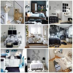 Leef Uniek | Inspiratie | Slaapkamer *Creatieve ideeën voor een kleine slaapkamer!*