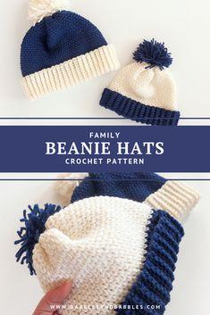 Exceptional Stitches Make a Crochet Hat Ideas. Extraordinary Stitches Make a Crochet Hat Ideas. Crochet Adult Hat, Crochet Hats For Boys, Crochet Beanie Pattern, Crochet Baby Hats, Knit Or Crochet, Crochet Scarves, Knitted Hats, Crochet Patterns, Crochet Headbands