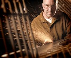 Expert Bruce Gray discusses his career path to becoming a successful metal working sculptor.    Check out his blog at http://thesteelwhisperer.blogspot.com/ as well.