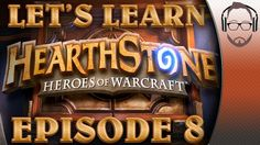Let's Learn Hearthstone - Low Mana Priest Arena Part 3/4 - Episode 8 (+p...