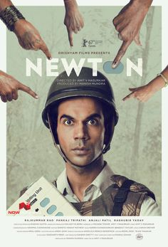 Rajkummar Rao in 'Newton'