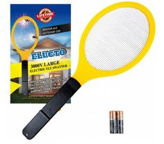 Elucto Large Electric Bug Zapper Fly ''Swatter Zap Mosquito Best for Indoor ''Co Mosquito Zapper, Bug Zapper, Electric Bug, Tire Swings, Flying Insects, Good Environment, Construction Materials, Rackets, Bugs