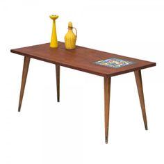 Table carr e nizou design emmanuel gallina am pm la redoute mobile salle manger - Am pm meubels ...