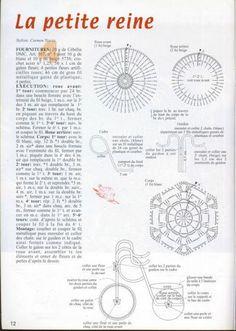 Miniatures au crochet corbeilles - Evelyne Dubos - Picasa-Webalben