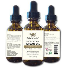 FRESHEST Triple Extra Virgin ORGANIC Argan Oil (imported from Morocco by Air) - 100% Pure, Triple-Purified, Cold-Pressed Ethically-Sourced Natural Moisturizer äóñ HUGE 4 OZ Bottle (6 mo. supply) *** This is an Amazon Affiliate link. Find out more about the great product at the image link.