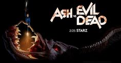 Ash Vs. Evil Dead Season 3 Trailer Is Finally Here -- A new trailer and poster for Ash Vs. Evil Dead Season 3 gives fans their first look at the huge monster that comes to Elk Grove. -- http://tvweb.com/ash-vs-evil-dead-season-3-trailer-2/