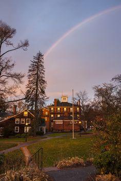 Rainbow over Farmington