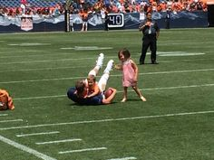 #Manning Being A Dad #Cutest Thing Ever #Dad Time #They're So Big!!!!!