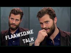 """JAMIE DORNAN: """"I don't blame MY WIFE for NOT watching Fifty Shades"""" - YouTube"""