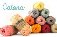 Nieuw! #scheepjeswol #catona heeft er 12 nieuwe kleuren bij in prachtige voorjaars tinten! Nu verkrijgbaar in onze webwinkel.  #crochetersofinstagram #crochetlove #crochet #haken by garen_henja
