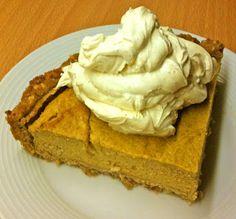Paleo Recipe Queen: Perfect Paleo Pumpkin Pie