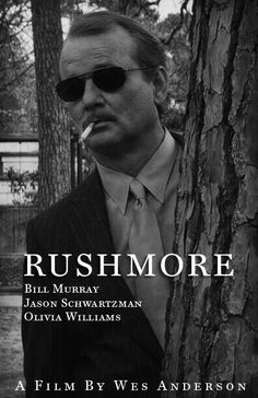 Rushmore, Wes Anderson.
