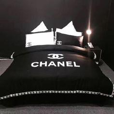 高級 ブランド寝具 どんす織りの綿布のジャカード Chanelシャネル 寝具 布団カバー4点セット 綿 100% パイル 掛け布団1