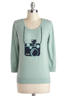 {Picture This Sweater}