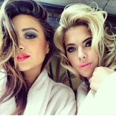Ashley Benson & Shay Mitchell #gorgeous