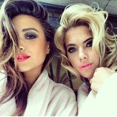 Ashley Benson & Shay Mitchell #gorgeous