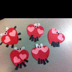 Love bugs -  rePinned by @PediaStaff – Please Visit http://ht.ly/63sNt for all our pediatric therapy pins