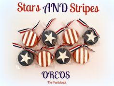 The Partiologist: Stars & Stripes 4 Ever!