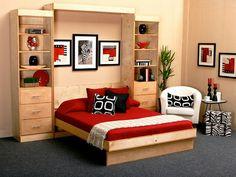 Oltre 1000 idee su design camera da letto piccola su - Soluzioni camere da letto piccole ...