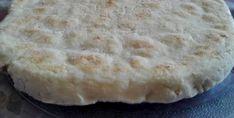 Pan de sartén sin gluten Menu Restaurant, Gluten Free Recipes, Free Food, Pie, Bread, Desserts, Yummy Yummy, Vegetarian, Biscuit Bar