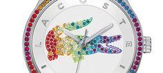 Lacoste Watches | Victoria deslumbra nas tendências de 2014
