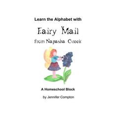 PDF: Learn the Alphabet with Fairy Mail for Kindergarten through Third Grade