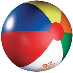 Beach Balls printed with your logo! Plenty of styles available! 'Inflate' your success with these brilliant beach balls! Make a splash with printed beach balls! A colourful way to throw your message around!