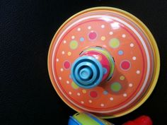 LOT-2-More-Fun-for-Schylling-Spinning-Top