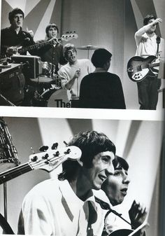 The Who, BBC's A Whole Scene Going, Wednesday January 1966 Photograph: Dezo Hoffman Vintage Concert Posters, Pete Townshend, Muddy Waters, All About Music, Rock N Roll Music, Van Halen, Lady And Gentlemen, Led Zeppelin, Classic Rock
