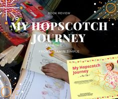 JUST ANY RANDOM TOPIC: Product Review: My Hopscotch Journey by Vitamin Simple As a parent I am always trying to look for interesting ways to teach values, traditions in a fun way to my kids. I was excited when I got to know Vitamin Simple is introducing their latest book on the theme of Makarsankranti as : My Hopscotch Journey.  Experience an adventure that occurs on a simple printed page. It has host of activities for kids to do within the book and everything inside it.