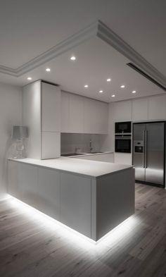 Home Decor Kitchen .Home Decor Kitchen Home Decor Kitchen, House Design, Kitchen Design Trends, Luxury Kitchen, Contemporary Kitchen, House Interior, Modern Kitchen Design, Home Interior Design, Luxury Kitchen Design