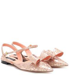 e6529596159  rochas  shoes Pink Ballet Flats