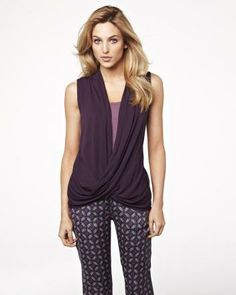 Shop online for Sleeveless criss cross crepe top. Find Spring Summer 2014 Out Of Stock (HER & HIM) and more at Rwco Pretty Outfits, Pretty Clothes, Crepe Top, Black Tie, Criss Cross, Style Me, Topshop, Spring 2014, How To Wear