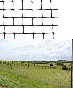 Other Garden Fencing 177033 Tenax 4 Inch X 100 Foot Kryptonight
