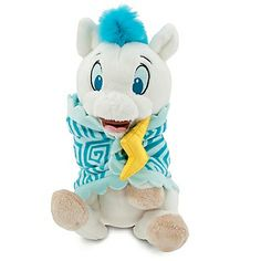 Awwwwww!!! My baby bro and I LOVED Pegasus! He was our fave character!!!  Disney's Babies Plush - Pegasus Plush Toy and Personalized Blanket -- 10''