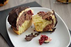 Donauwellen Cupcakes