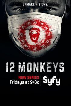 12 Monkeys TV Series