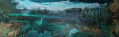 beatriceprost Chinese Whispers Mixed Media on canvas 90x30cm