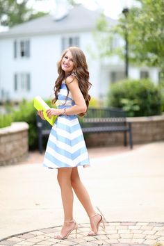 Southern Curls & Pearls: What to Wear to a Summer Wedding