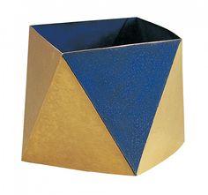 Giampaolo Babetto - Bracelet, 1992 - Or, pigments
