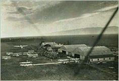 1920. Aeroport del Prat de Llobregat.