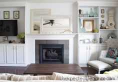 custom made fireplace surrounds - Google Search