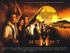 The Mummy (1999) with Brendan Fraser
