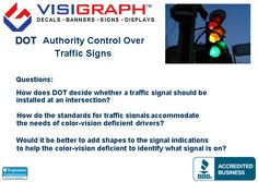 How US DOT Control Traffic Signs - Standards and Installation